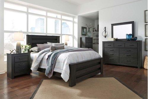Brinxton - Black 2 Piece Bedroom Set