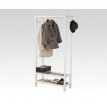 White Clothing Rack