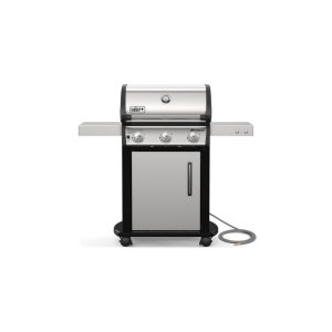 WeberSpirit S-315 Gas Grill (Natural Gas) - Stainless Steel