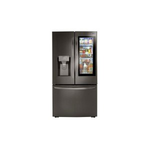 LG Appliances24 cu. ft. Smart wi-fi Enabled InstaView(TM) Door-in-Door(R) Counter-Depth Refrigerator with Craft Ice(TM) Maker