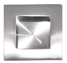 Square Pocket/Cup Pull w/Square Opening, US32D