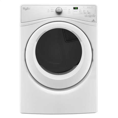 Whirlpool 7 4 Cu Ft Front Load Long Vent Gas Dryer With