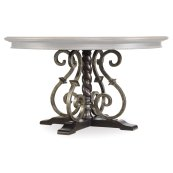 Dining Room Treviso Round Dining Table Base