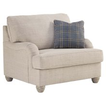 Traemore Linen Chair and a Half