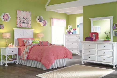 Kaslyn - Multi 2 Piece Bedroom Set