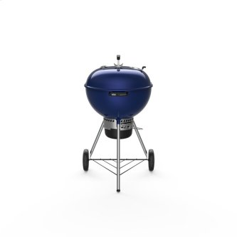 """Master-Touch Charcoal Grill 22"""" - Deep Ocean Blue"""