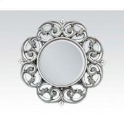 """Silver Accent Mirror, 30""""d Product Image"""