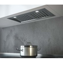 "Professional Series SU909 34"" Built-In Range Hood"
