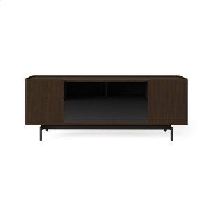 Bdi FurnitureMedia Console 8839 in Toasted Walnut