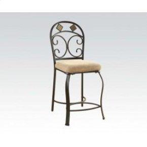 Counter H. Chair W/slate