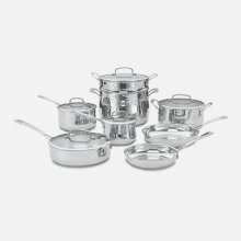 13 Piece Contour® Stainless Set