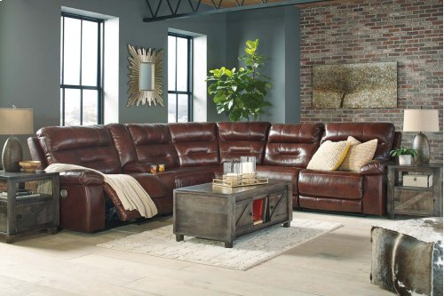 Bancker - Sienna 5 Piece Sectional
