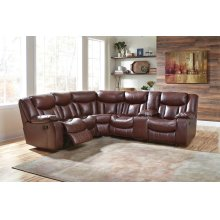 Amaroo - Brown 2 Piece Sectional