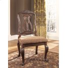 North Shore - Dark Brown Set Of 2 Dining Room Chairs Product Image