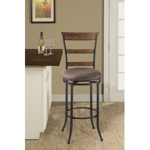 Hillsdale FurnitureCharleston Ladderback Bar Stool