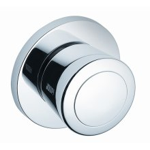 Stop Valve Handle Trim in Polished Chrome