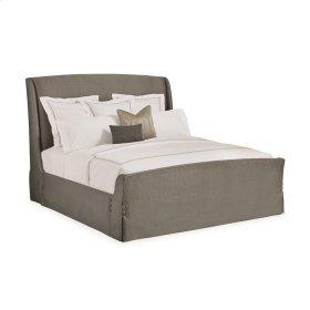 California King Bed sleep tight