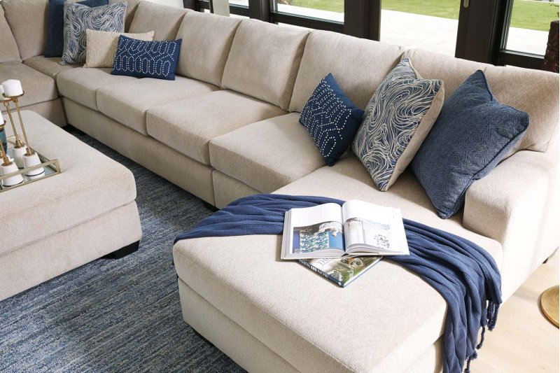 Oversized Accent Ottoman by Ashley Furniture