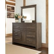 Juararo - Dark Brown 2 Piece Bedroom Set