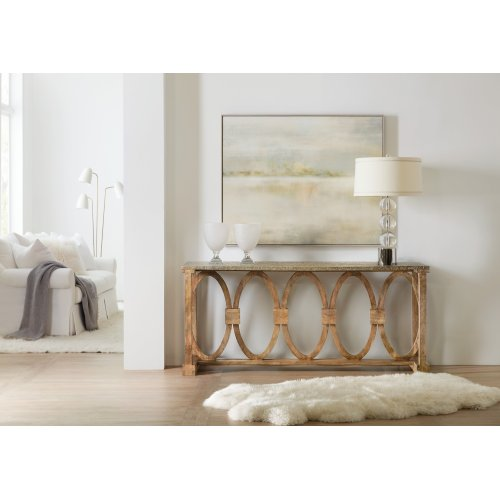 Living Room Kingsman Accent Console