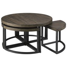 Cocktail TBL w/4 Stools (5/CN)