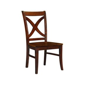Salerno Chair in Espresso