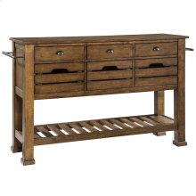 District Sideboard