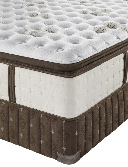 Signature Collection - C2 - Luxury Firm - Euro Pillow Top - Cal King