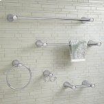 American StandardC Series 24 Inch Towel Bar - Polished Chrome
