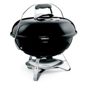"JUMBO JOE(R) 18"" PORTABLE GRILL - BLACK"