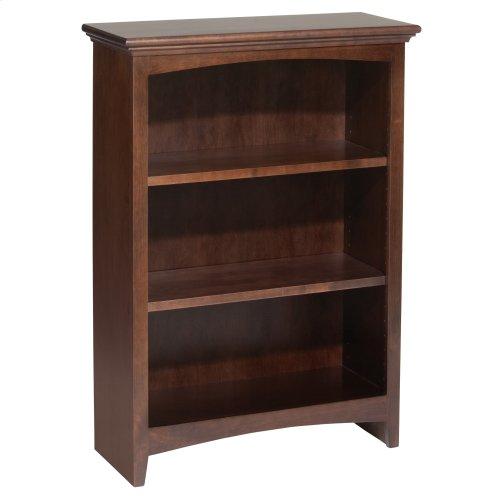 """CAF 36""""H x 24""""W McKenzie Alder Bookcase"""