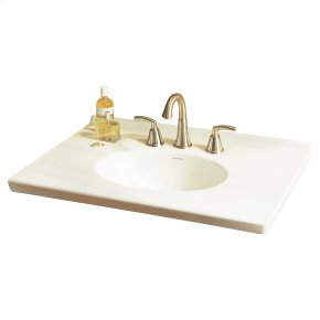 Portsmouth Vanity Top - White