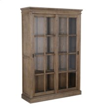 Buckland 2Dr Bookcase