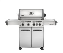 Napoleon Stainless Steel Prestige 500 with Infrared Rear Burner.