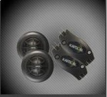 """1"""" Kaption Competition soft dome tweeter"""