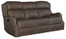 Living Room Sawyer Power Sofa with Power Headrest