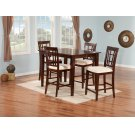Montego Bay 36x48 Pub Set in Walnut Product Image