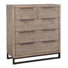 Vogue 5Dwr Dresser Taupe