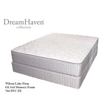 Dreamhaven - Willston Lake - Firm - Twin