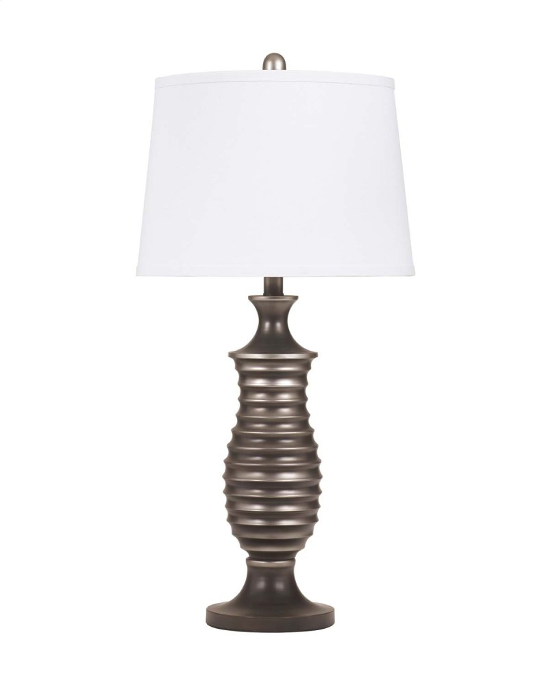 nickel inner with pierced cut alida lantern lamp out table metal in gold image
