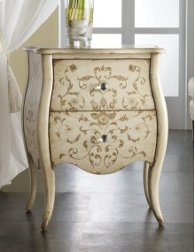 Living Room Melange Ariana Hand painted Chest