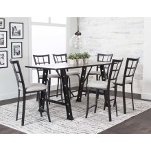 Elm (30x72) 7pc Pub Dining Set