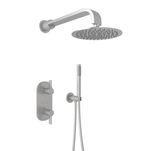 Soriano Sor-Kit50sb Thermostatic Shower Package