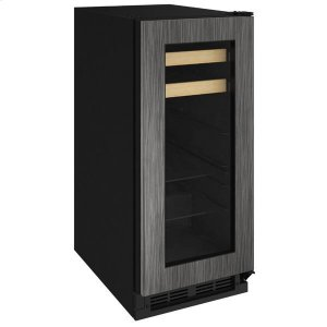 "U-Line15"" Beverage Center With Integrated Frame Finish (115 V/60 Hz Volts /60 Hz Hz)"