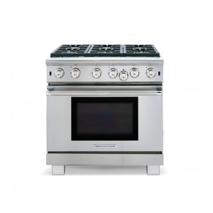 "American Range36"" Performer Ranges Natural Gas"