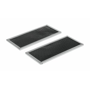 AMANAMicrowave Hood Charcoal Replacement Filter - 2 Pack - Other