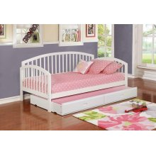 Phoebe White Daybed