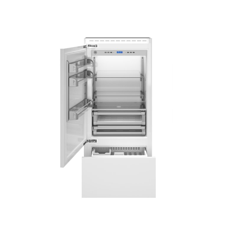 36 inch Built-In Bottom Mount Panel Ready Panel Ready