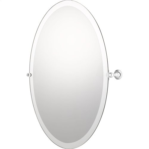 Impression Mirror in Polished Chrome