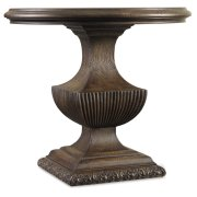 Bedroom Rhapsody Urn Pedestal Nightstand Product Image